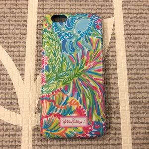 Lilly Pulitzer iPhone 6/6s/7/7s case